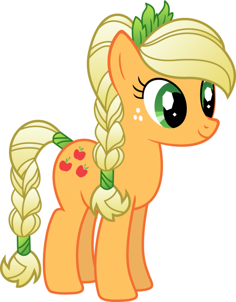 Apple jack my little pony