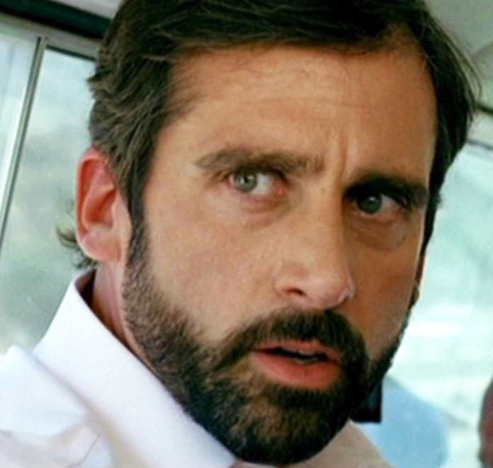 Steve Carell Hair >> With or Without Beard: Steve Carell - Hottest Actors - Fanpop