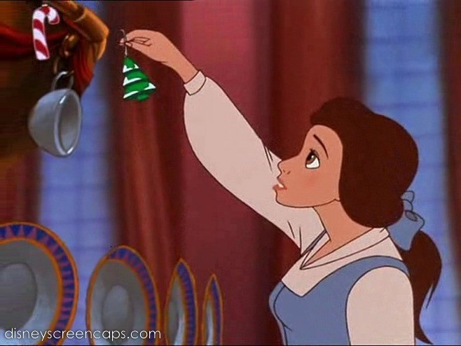 Do You Watch Beauty and The Beast 2: Enchanted Christmas Every ...