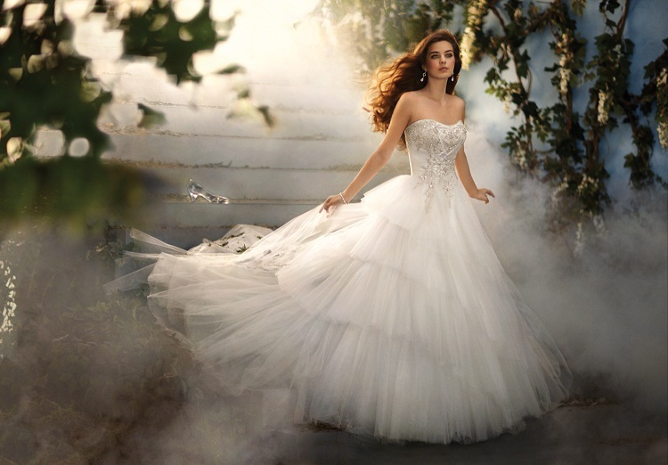 Favorite Cinderella inspired wedding dress - Disney Princess - Fanpop