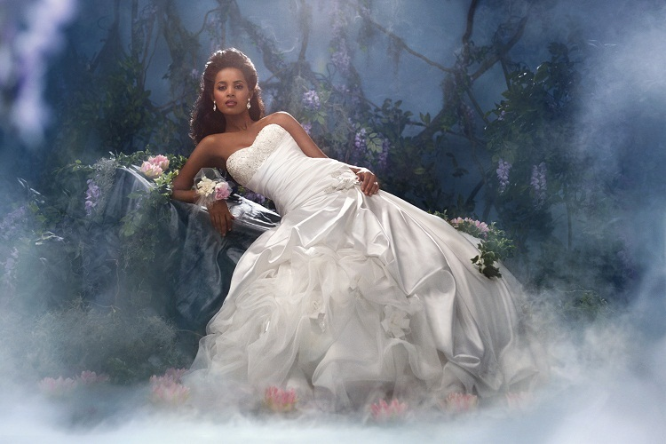 Favorite Tiana inspired wedding dress? Poll Results ...