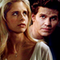 Angel tells Buffy he saw her being called as the Slayer and that he loved her