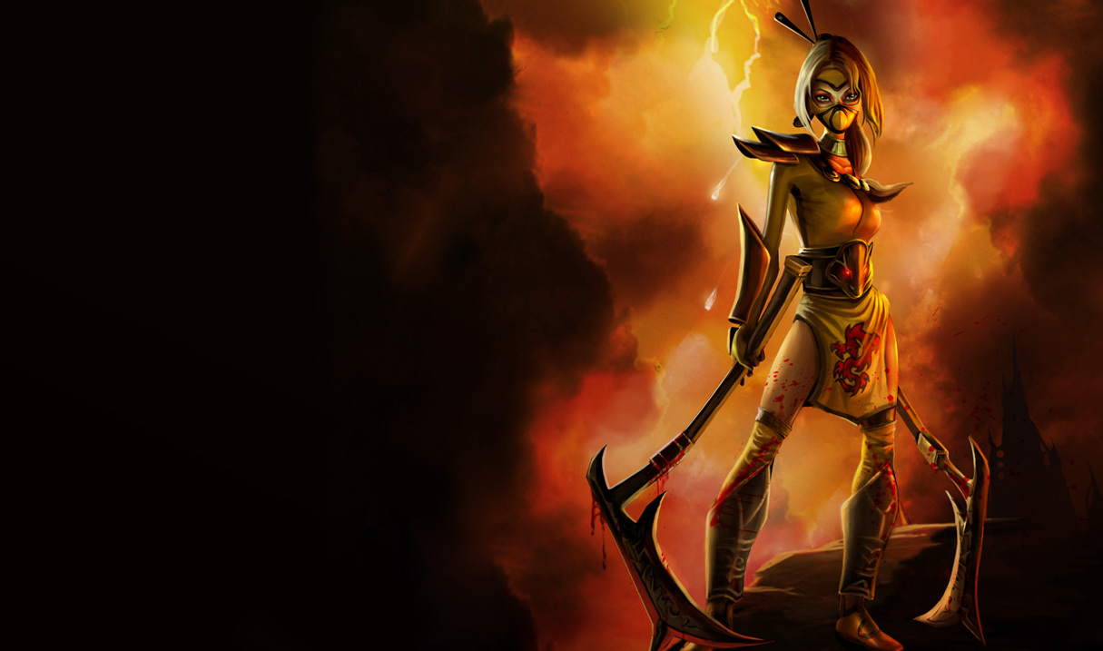 League of Legends Best Akali Skin