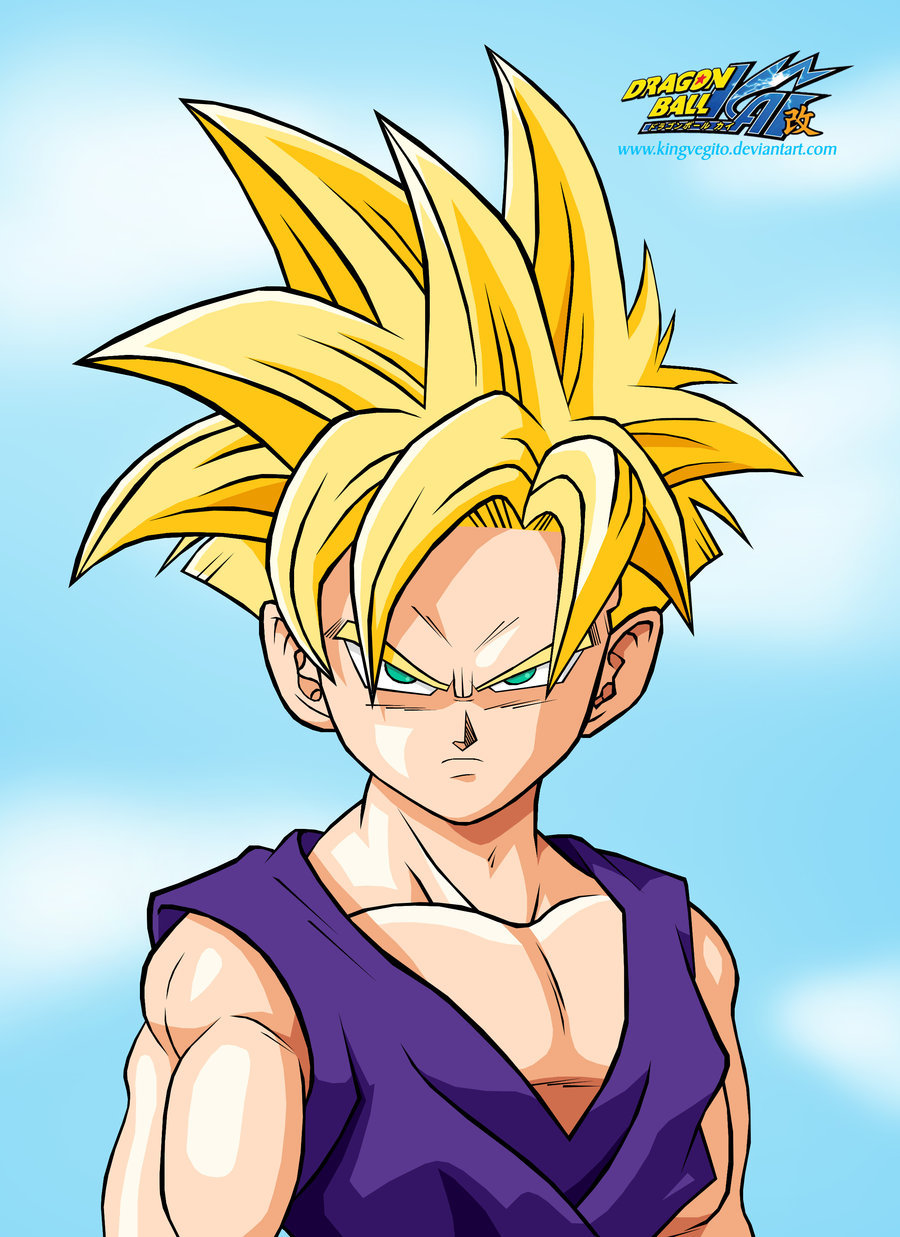 Dragon Ball Z Which Is Gohan S Best Hairstyle