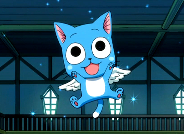 Who is your favorite Exceed? Poll Results - Fairy Tail ... Happy Fairy Tail Cute