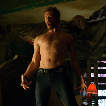 Favourite shirtless Dyson in Season 3? Poll Results - Lost ...Lost Girl Dyson Tattoo