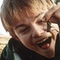 Arnie in What's Eating Gilbert Grape