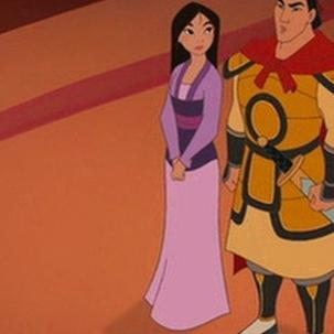 Mulan  Characters  TV Tropes