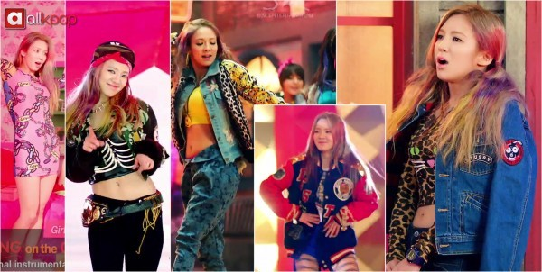 who has the better outfit in i got a boy girl�s