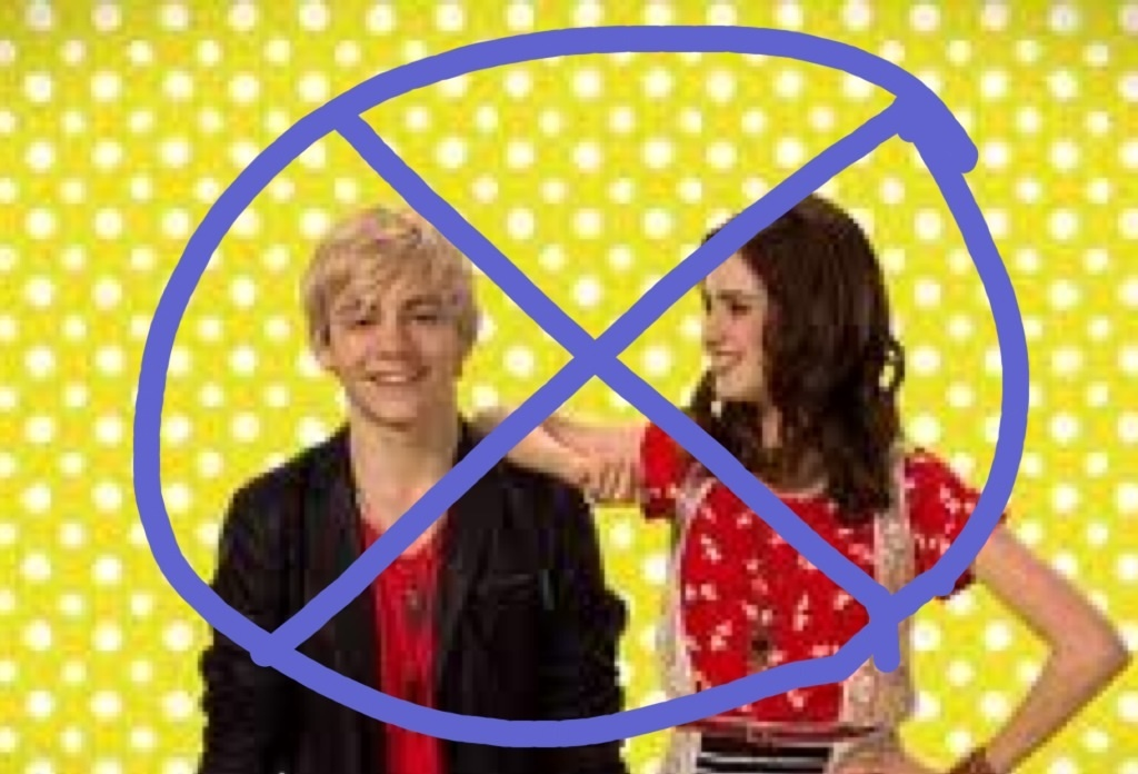 Do austin and ally hookup in real life