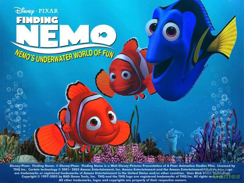 Finding Nemo D Animasi Hd Wallpaper: Toy Story Or Finding Nemo? Poll Results