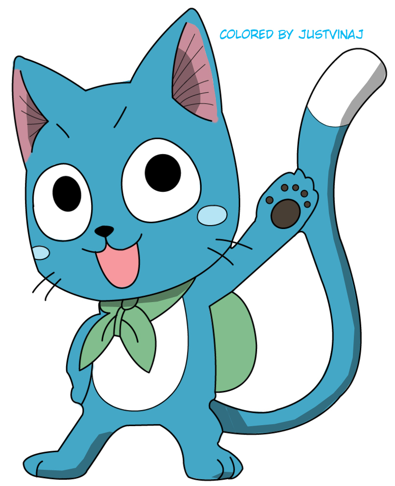 Which is your favorite exceed? Poll Results - Fairy Tail ... Happy Fairy Tail Cute