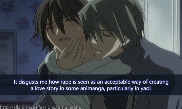 |Tumblr| Yaoi/pairing Confessions, Which do you agree with ...