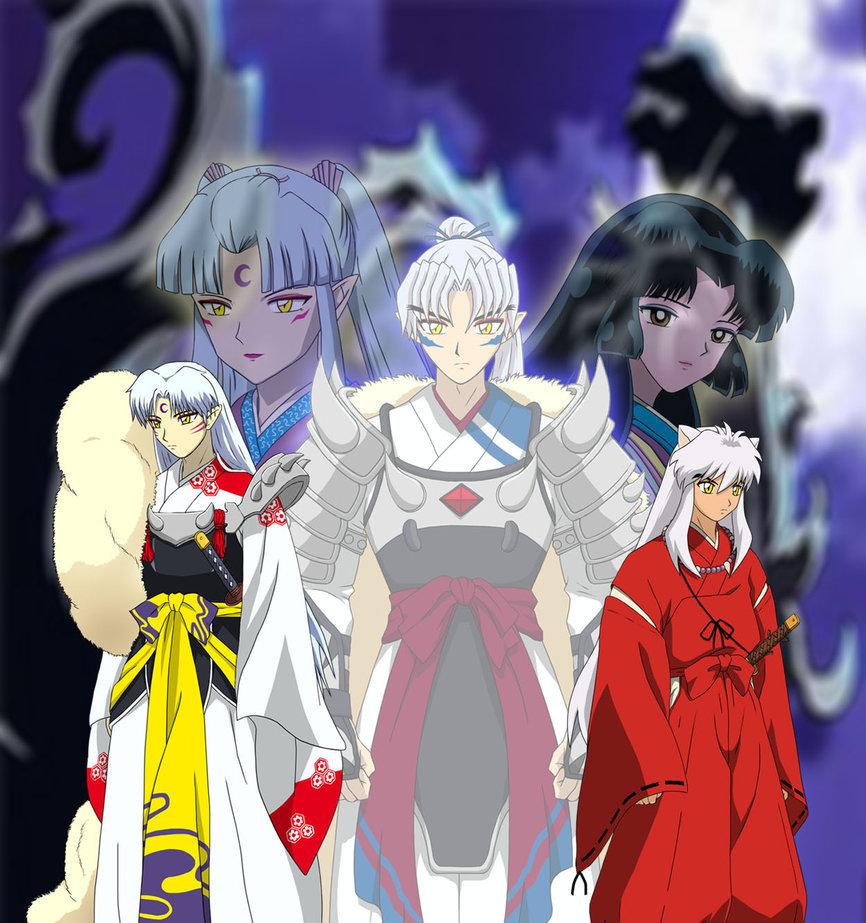 Sesshomaru Family who is stronger...