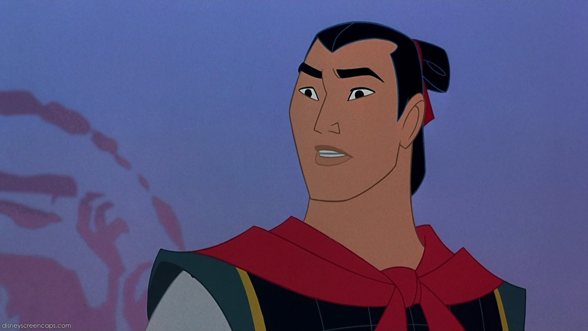 Uncategorized Captain Li Shang on a scale of 1 to 10 how attractive is captain li shang disney princess shang