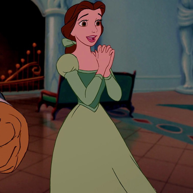 which of all belles clothes is your favorite sequels