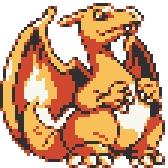 Charmeleon Pokemon Sprite Images   Pokemon Images