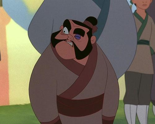 Pocahontas dressed as a schoolgirl 9