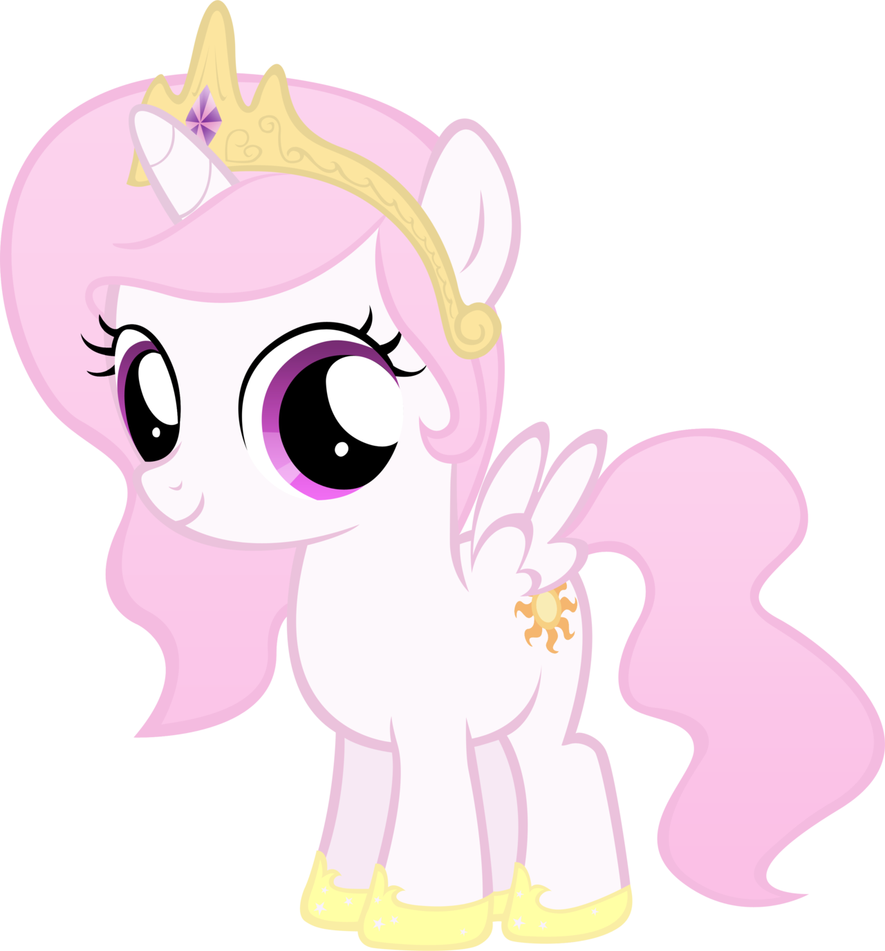What kind of a mane do you think Tia had as a Filly? Poll ...