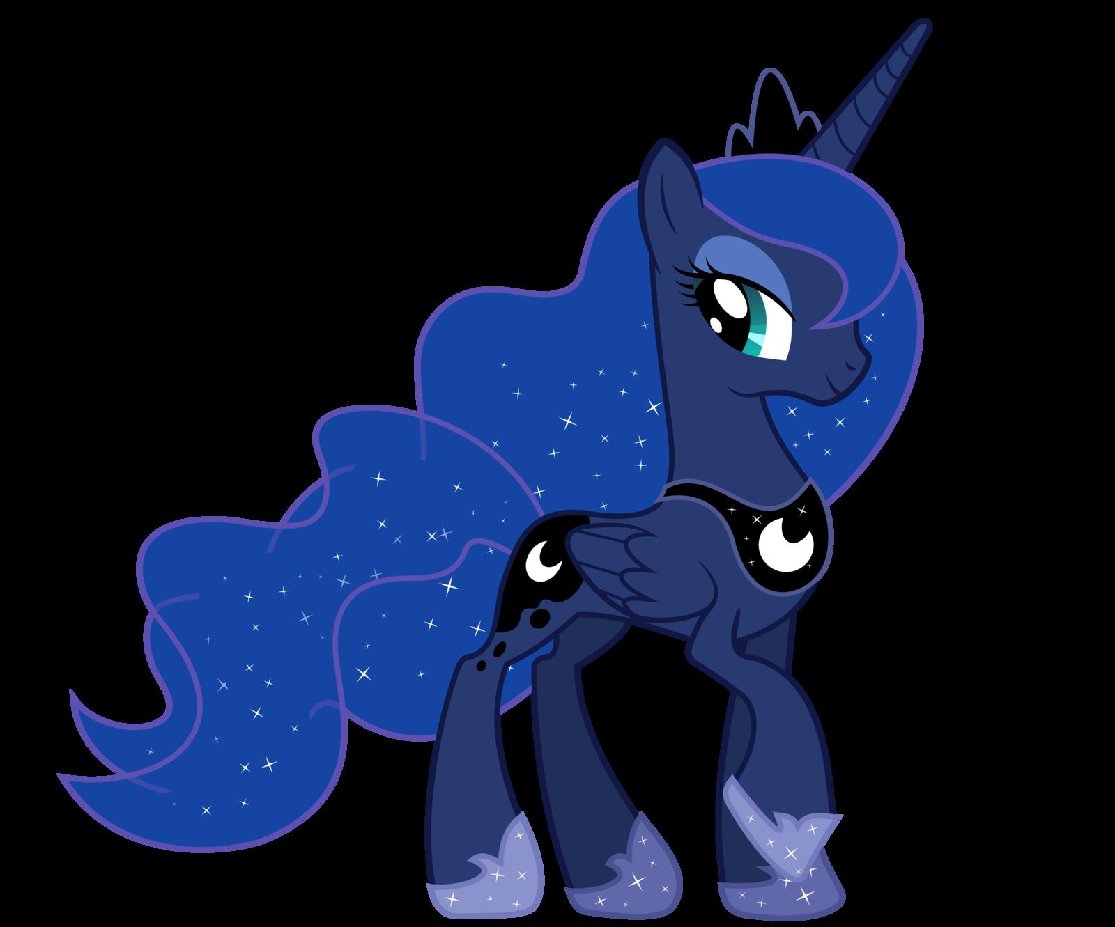 My Little Pony Nightmare Moon And Princess Luna