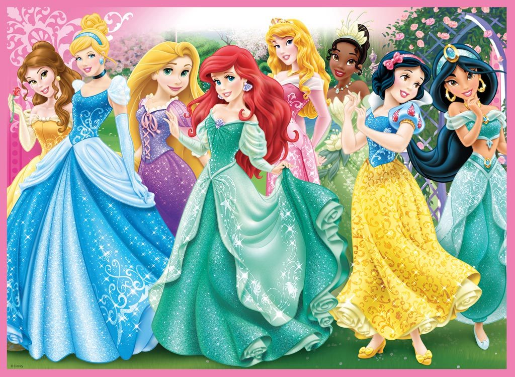 Would you prefer all of the princesses to be in 2d or 3d - Nachtlicht disney princess ...