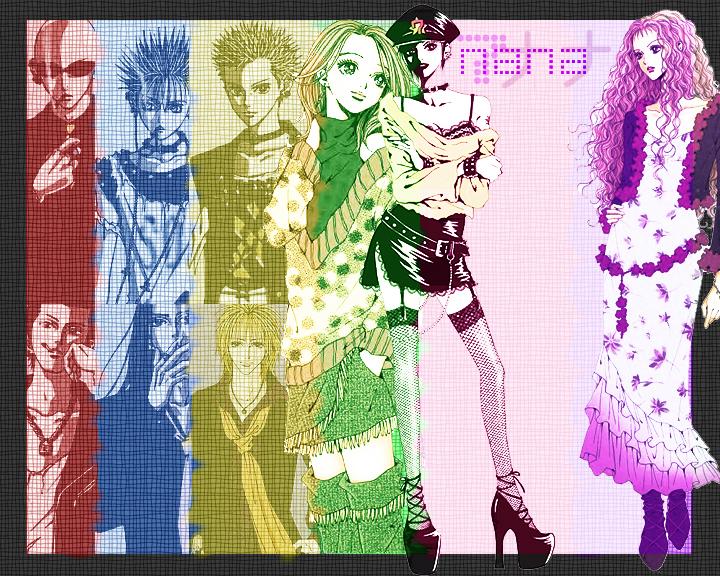 nana blast wallpaper - photo #47