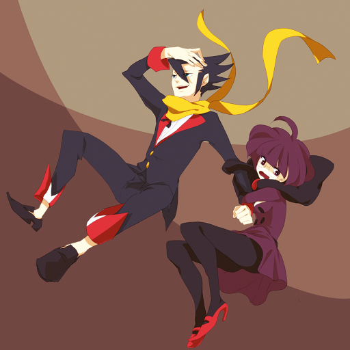 Do you think Grimsley and Shauntel make a good pair ...