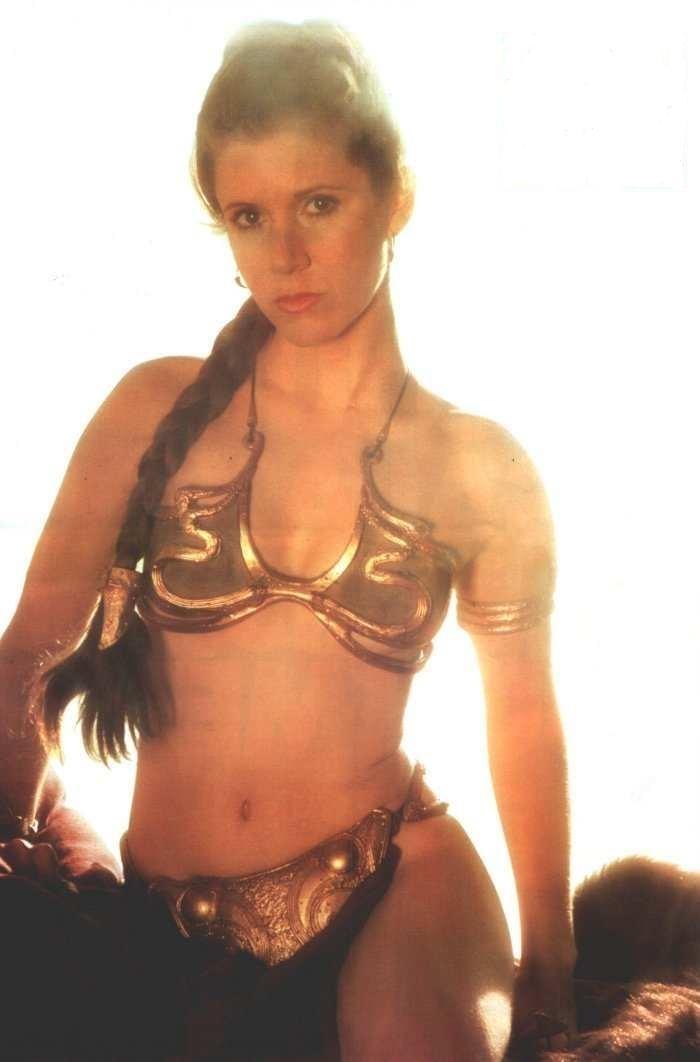 Princess Leia Organa Solo Skywalker Do you think Leia sexy?