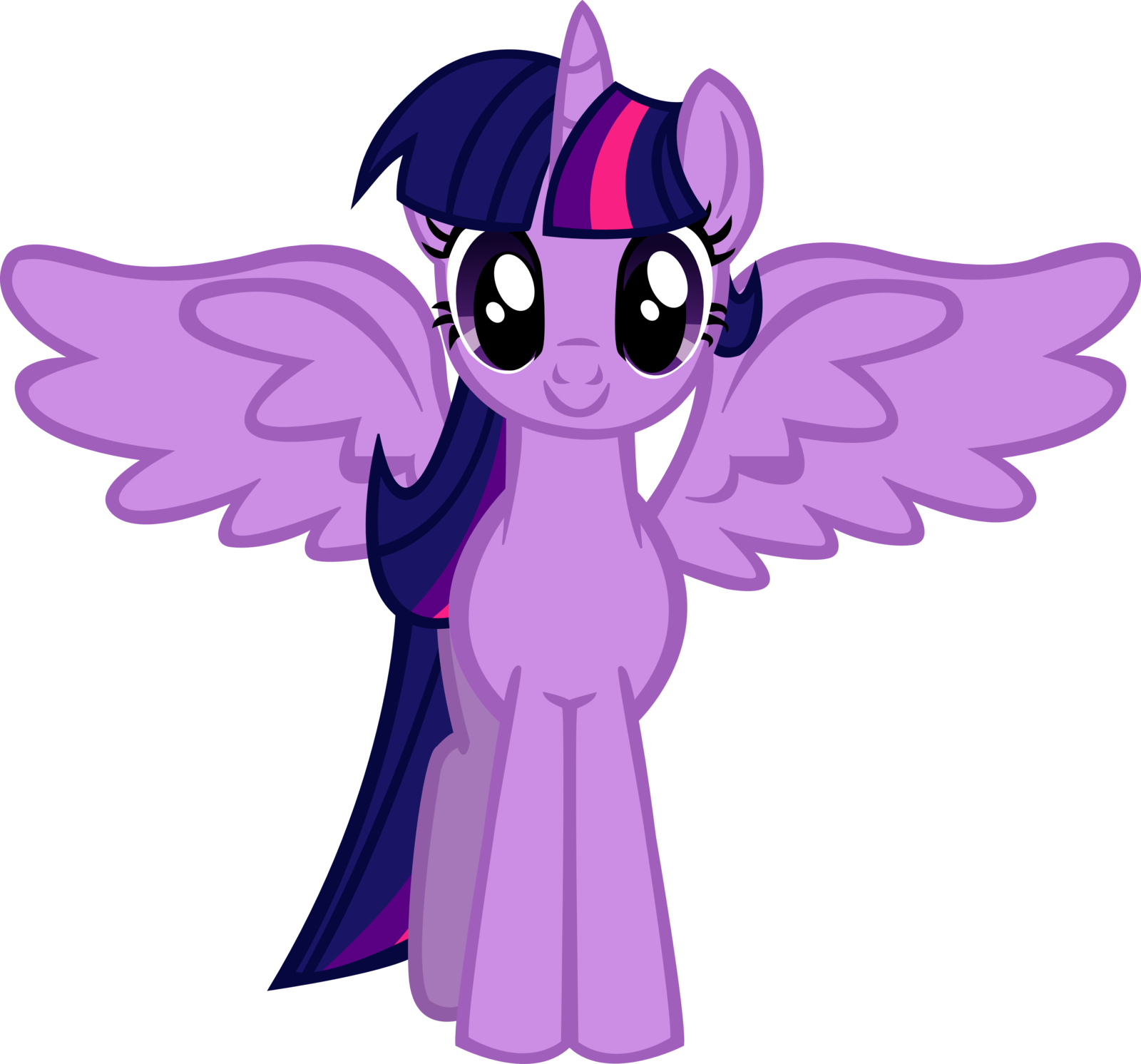 My Little Pony Friendship is Magic Did you like it when Twilight got ...