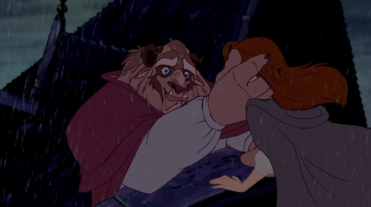 Beauty And The Beast Which Scene Is Most Romantic