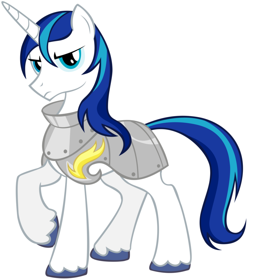 My little pony prince shining armor - photo#12