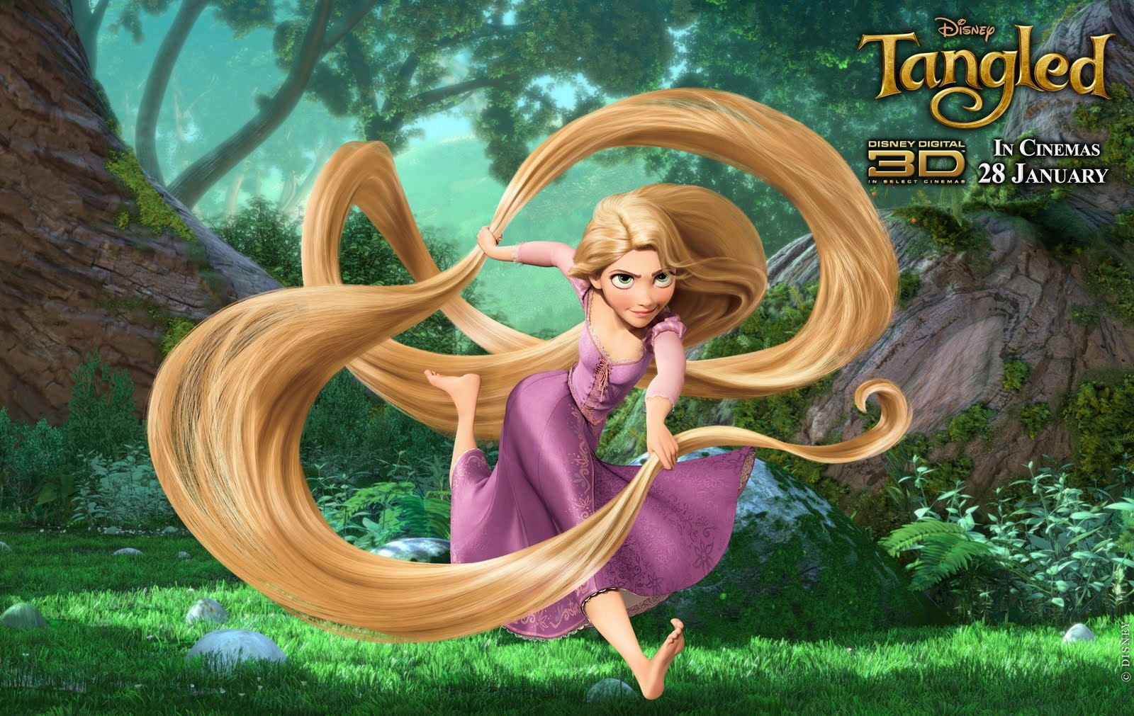 How Should Rapunzel Be Marketed Poll Results Disney