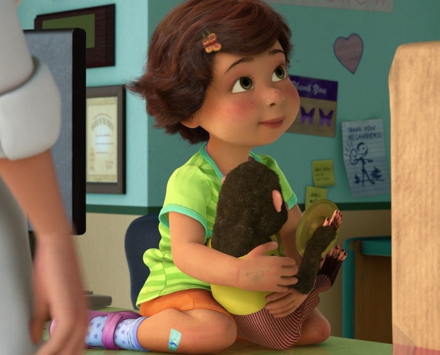 If Bonnie Toy Story 3 Was A Young Heroine Of Disney Where Would