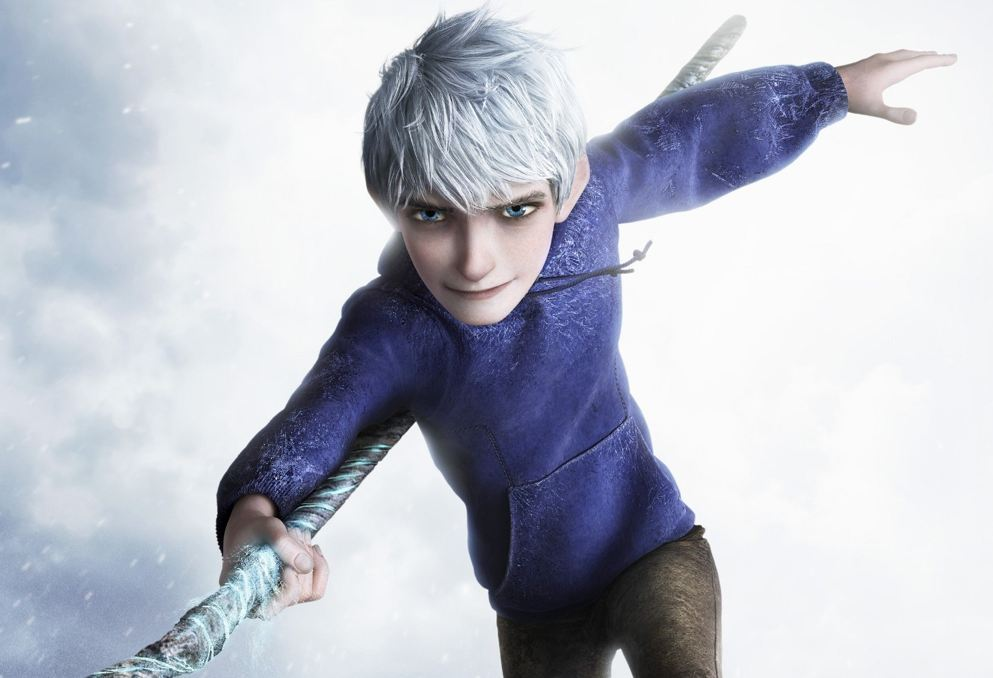 Jack Frost Scared Jack Frost Rise of The