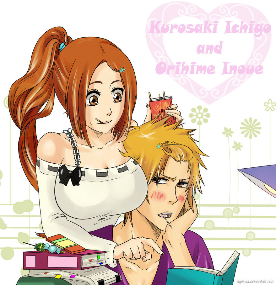Ichigo And Orihime Fanfiction Gallery