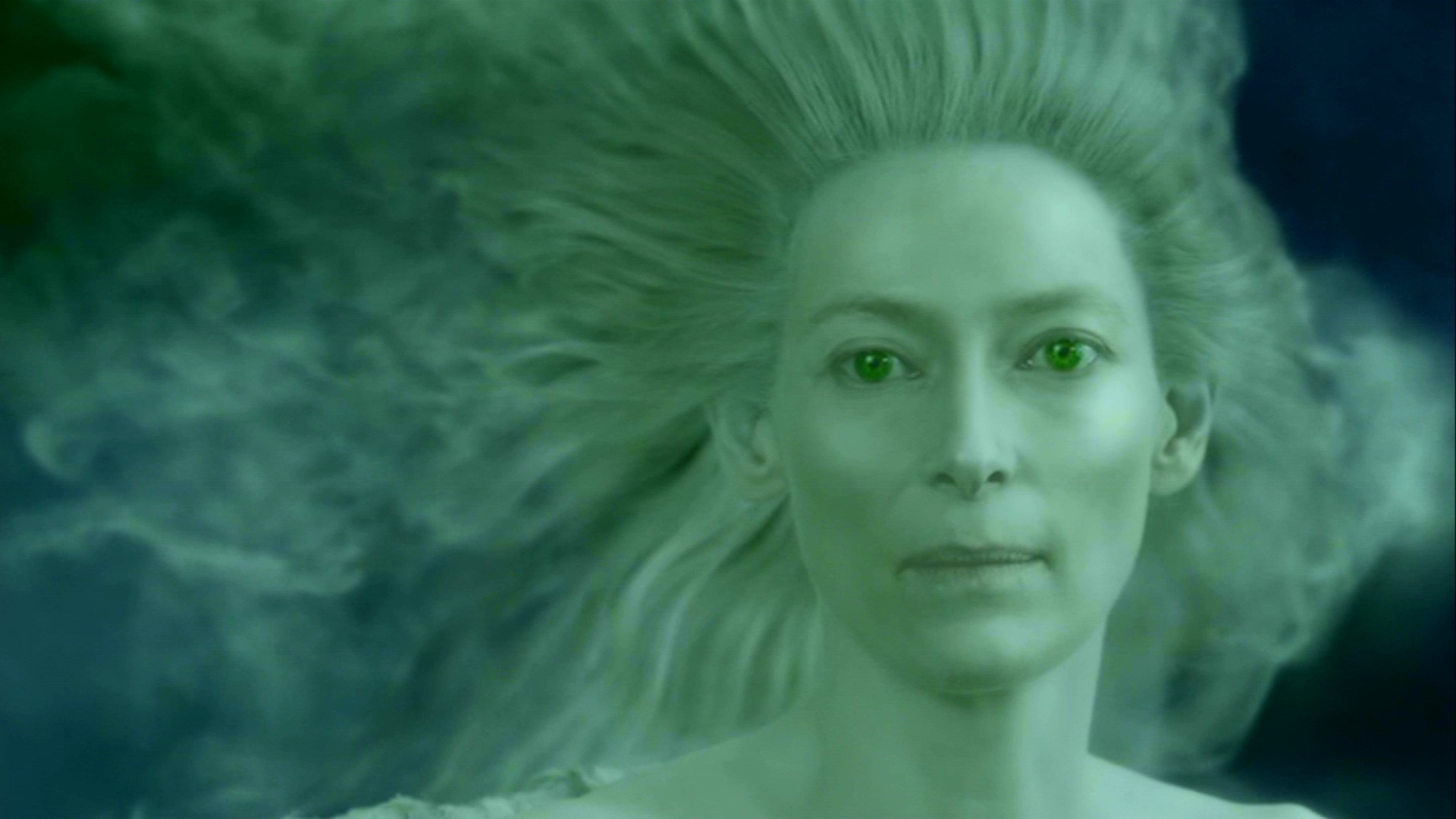 Do you think Jadis is the Green Witch Silver Chair in disguise