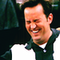 [nic] chandler bing // friends ♥