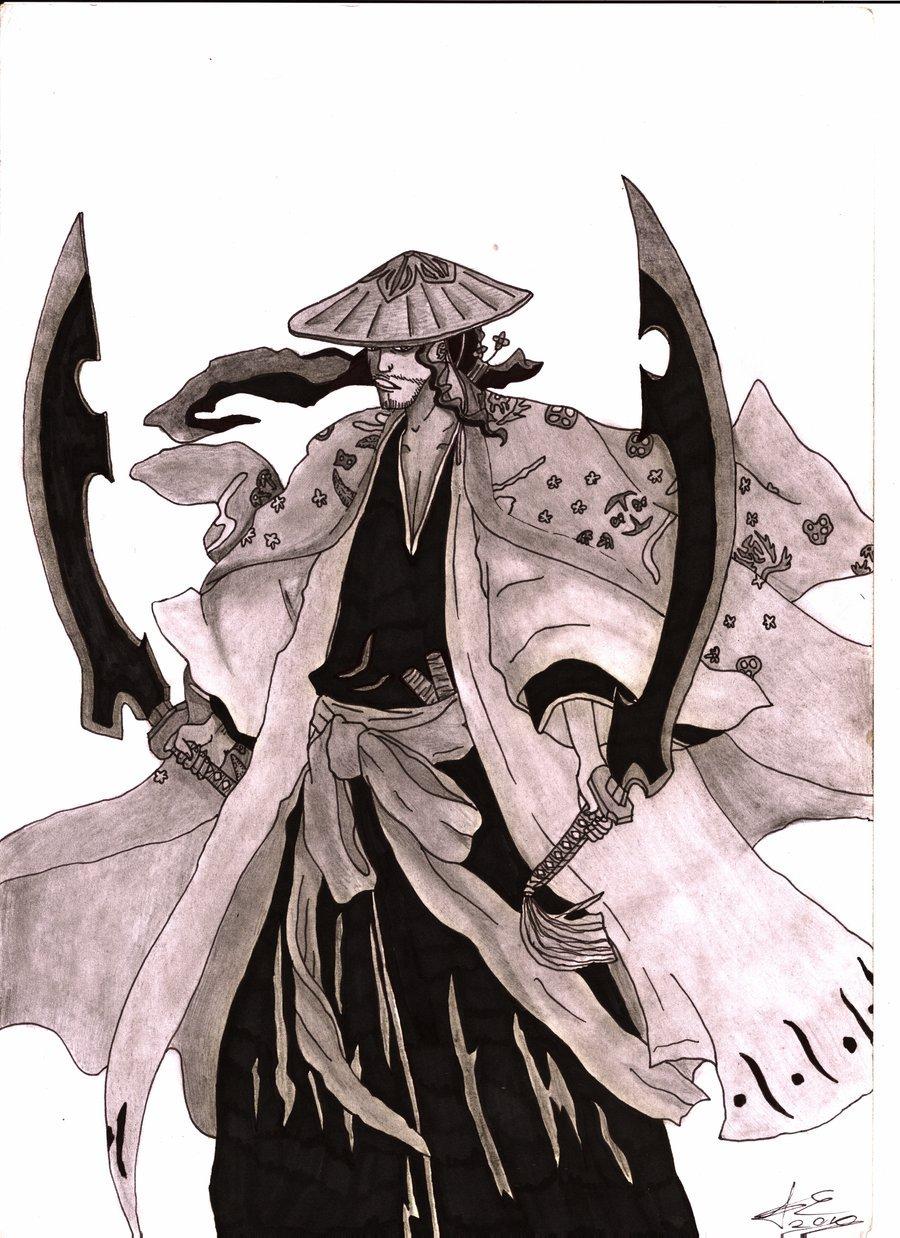 Anime Ya Bleach 2013 Comp Inayopendelewa Male Captain Class Character