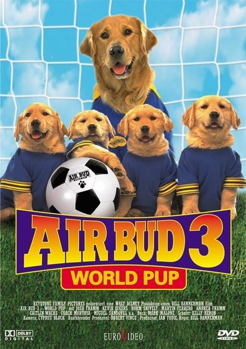 Air bud 3 engilsh better have a yes or no daisy Disney air