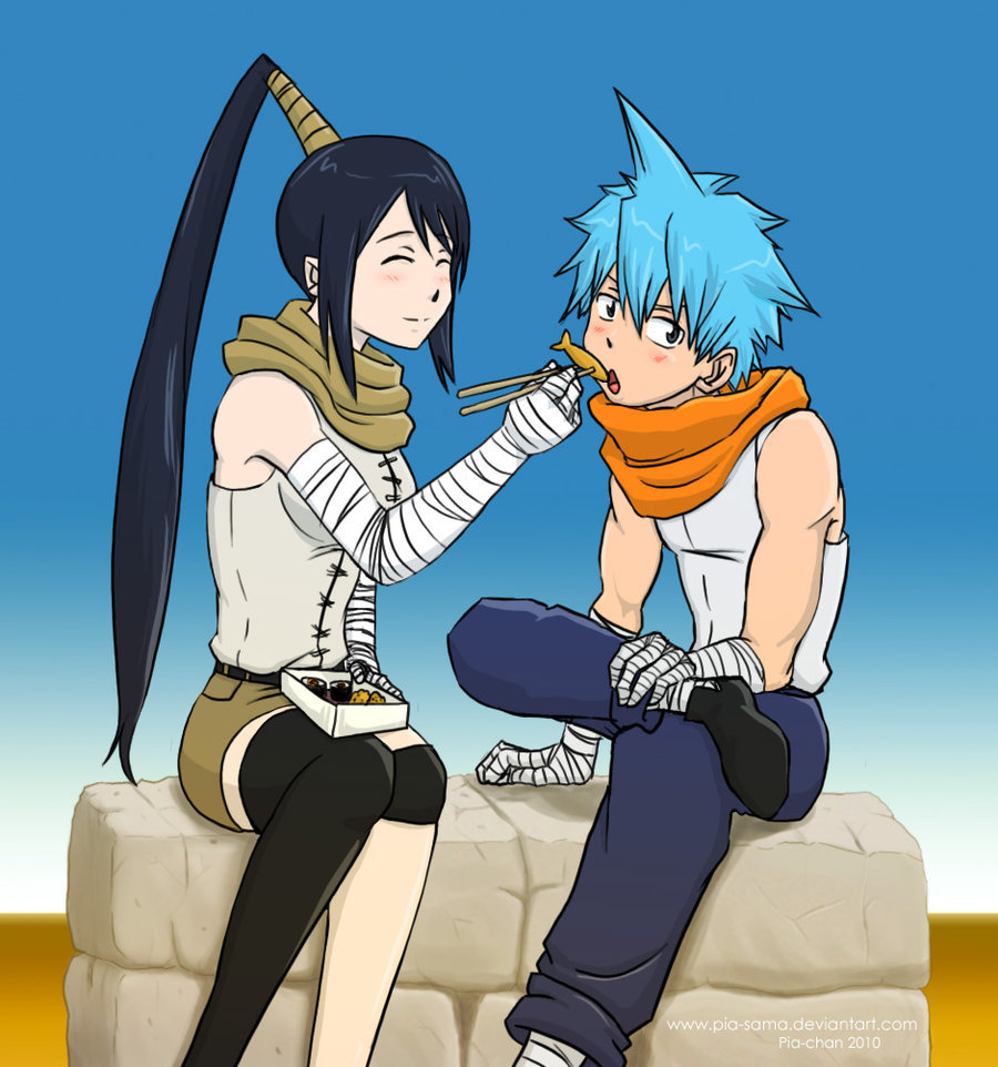 which couple you like best poll results soul eater