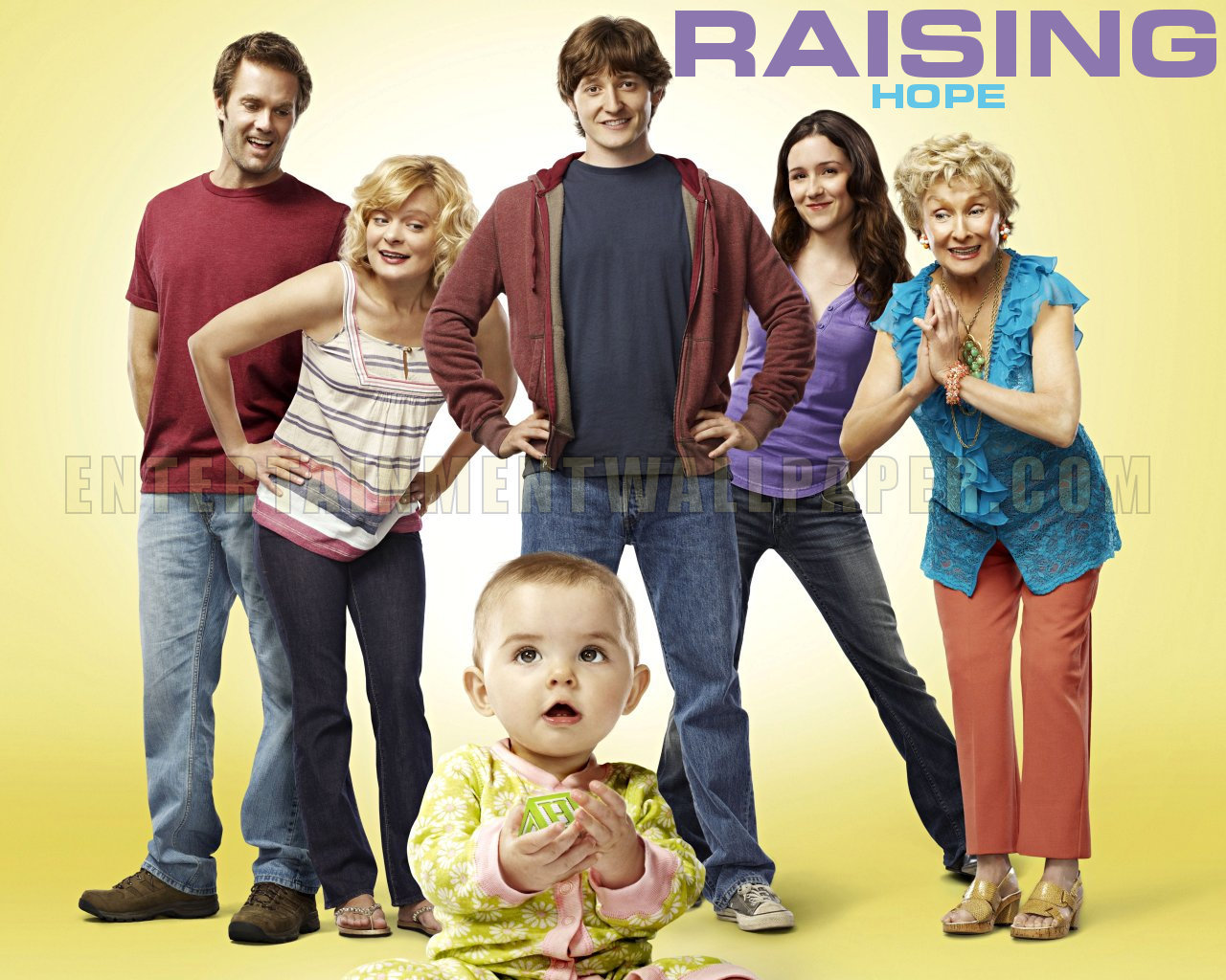 My favorite sitcom pick your LEAST favorite Poll Results ... Raising Hope