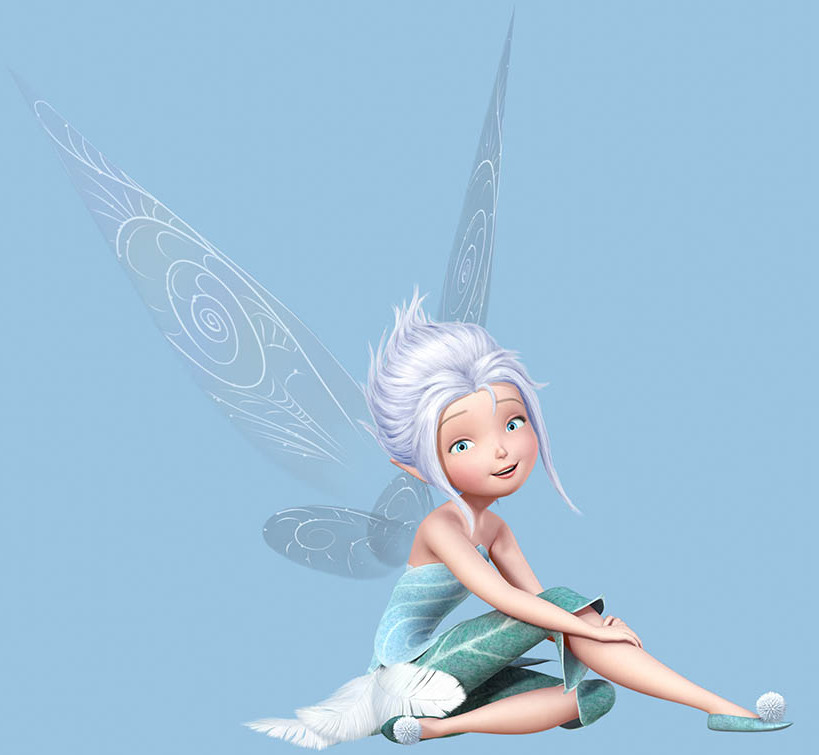 Which is the prettiest Disney fairy? Winter Fairies ...