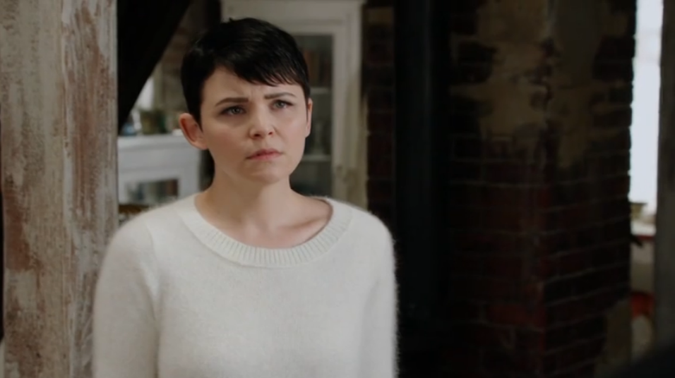 Is Snow White/Mary Margaret prettier with short hair or ...
