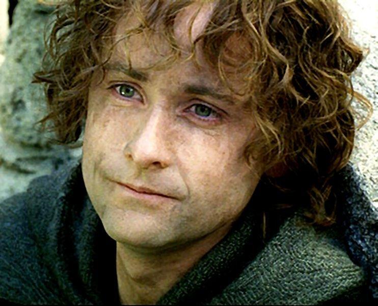 Meriadoc 'Merry' Brandybuck - Tolkien, In The Eyes of Sir Peter ...