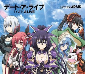 Anime like date a live and infinite stratos