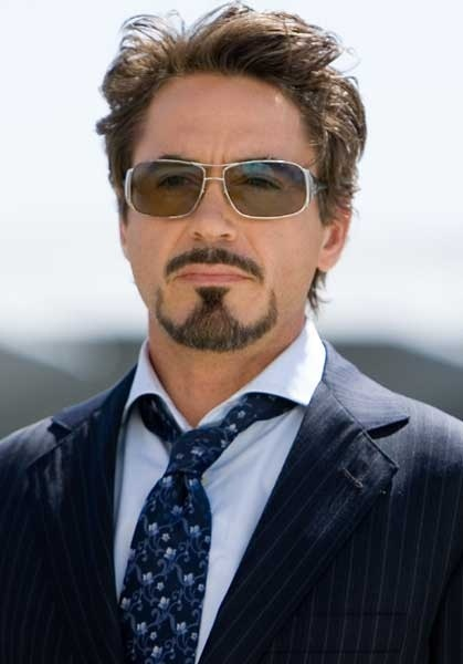 Robert Downey Jr What Is Your Favourite Facial Hairstyle