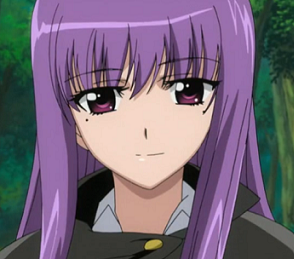 Which purple haired anime character do you like the best ...