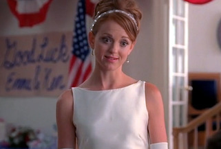 Glee Best Wedding Dress