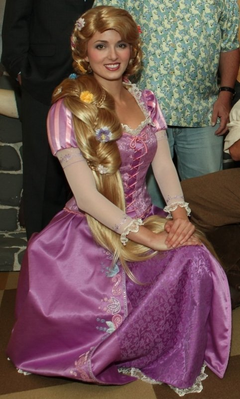 Which Rapunzel Costume Do You Like Best Poll Results