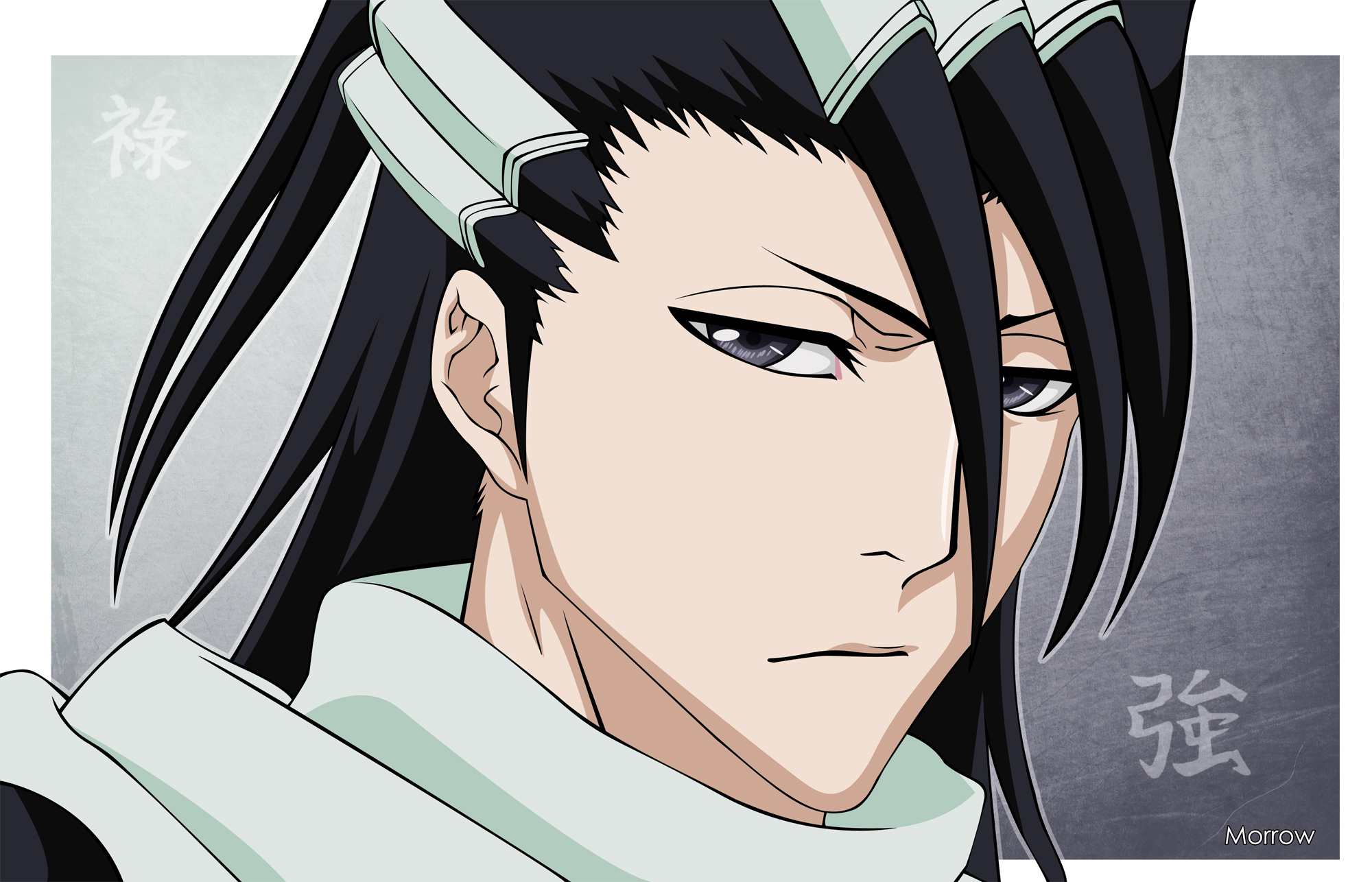 Anime Characters With Black Hair : My favourite characters with black hair who do you like